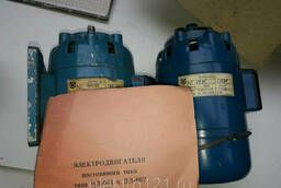 Collector DC motor PL-062. .. russian