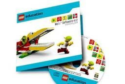 Программное обеспечение LEGO Education WeDo v. 1. 2. CD. ..