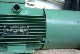 DC electric motor 0.55 kW 1500 rpm 4PO80V1 russian