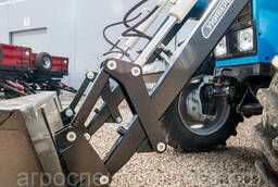 Front mounted loader Universal 800 russian