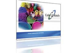 Программное обеспечение Color iMatch