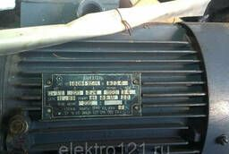 DC electric motor 0, 37 kW 1500 about 4PB80V1 russian